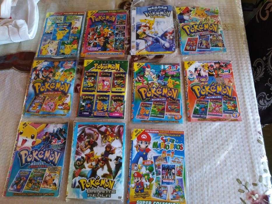 Pokémon Temp 1 - 10 Mario Bros