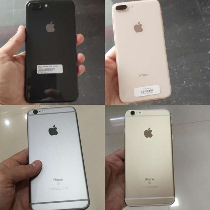 iPhone 8 Plus Impecables