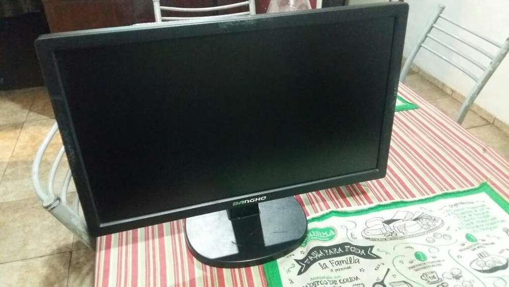 Vendo Monitor Impecable Bangho 19