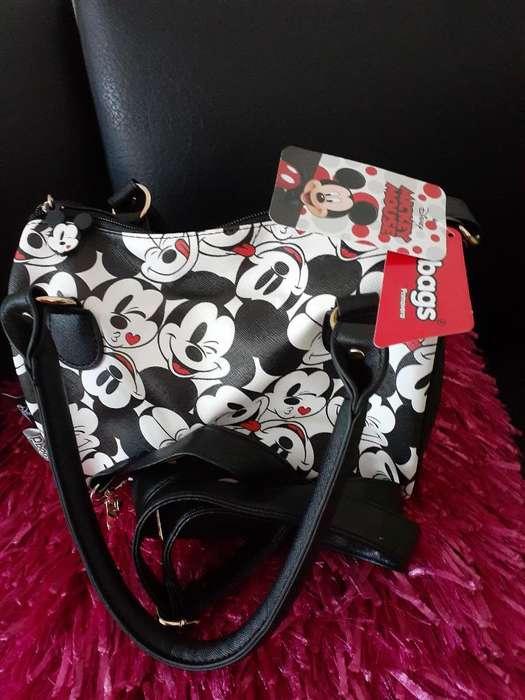 Bolso Mickey Nuevo
