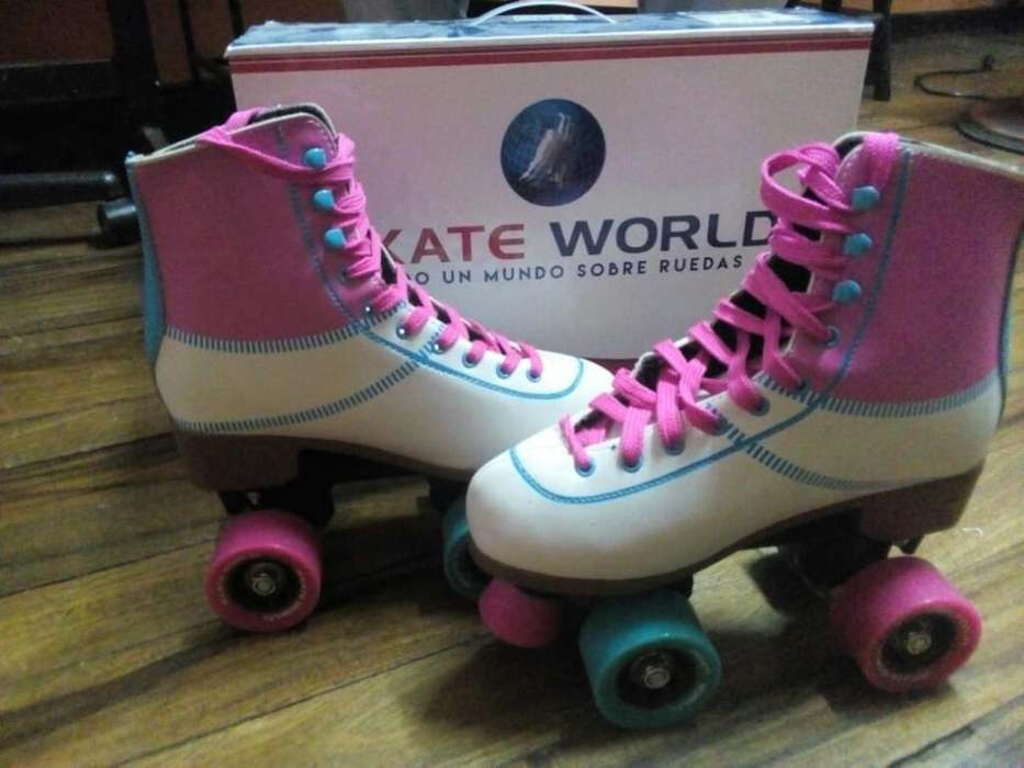 Venden O Cambian Patines Profesionales