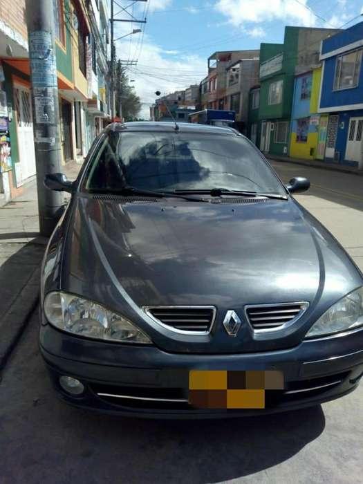 Renault Megane  2008 - 85500 km
