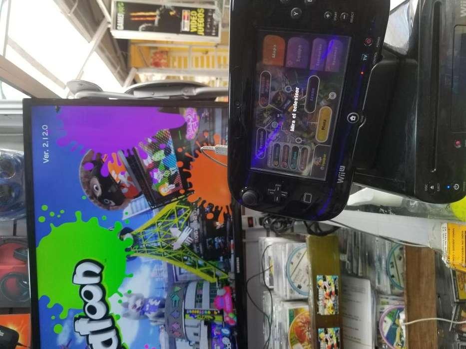 Vendo O Cambio Wii U Juegos Integrados