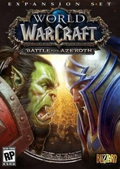 World Of Warcraft Battle For Azeroth Expansión