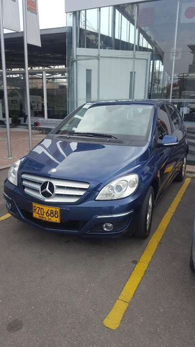 <strong>mercedes-benz</strong> Clase B 2010 - 78000 km