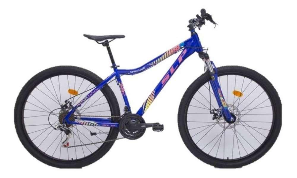 Bicicleta Slp 5 Pro Lady R29 Shimano 21v (AHORA 12)