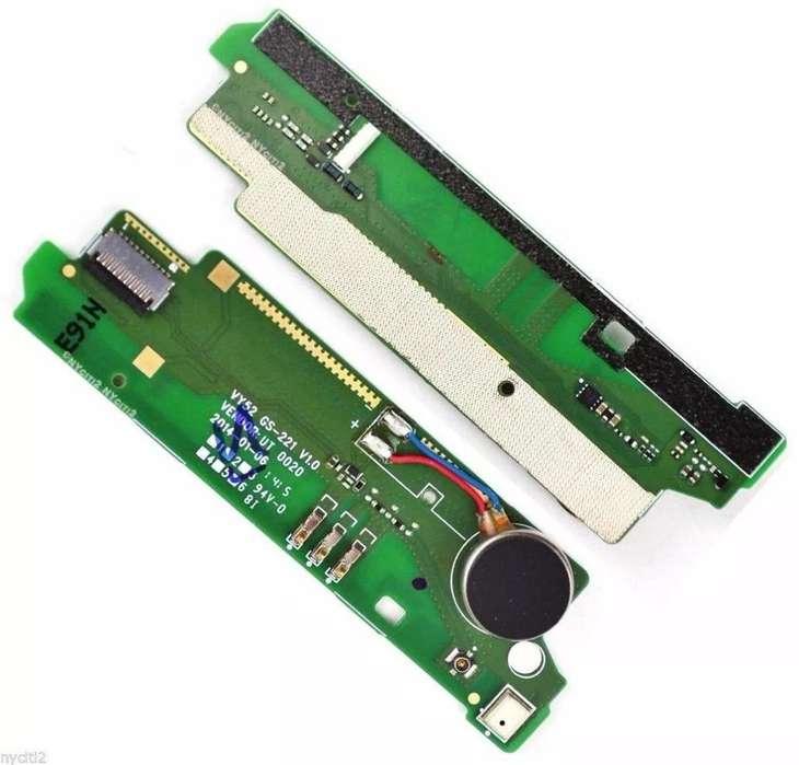 Flex Vibrador Micrófono Xperia M2 PAGO CONTRAENTREGA