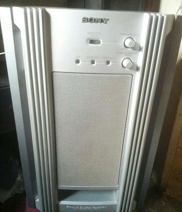 Woofer Sony 50