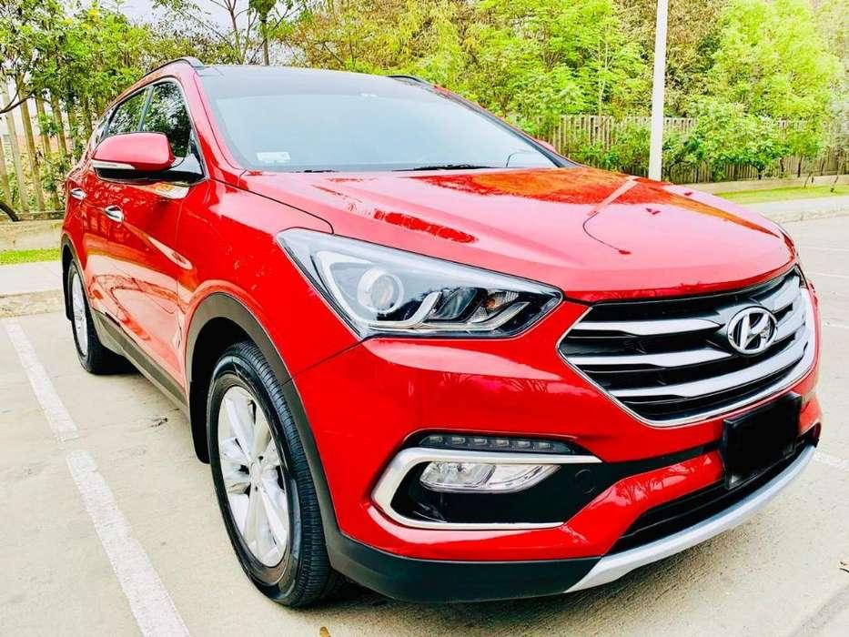 Hyundai New Santa Fe 2016 - 45000 km