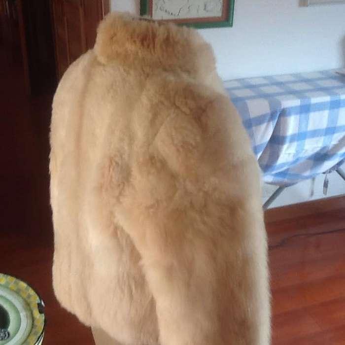 Abrigo Pelo Alpaca Para Niña
