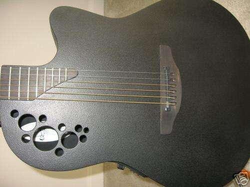 Guitarra Ovation Elite T Acustica Electrica MADE IN USA CEstuche