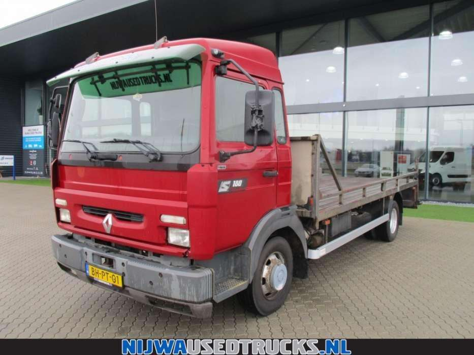 Renault Midliner 180 Autotransporter - To be Imported