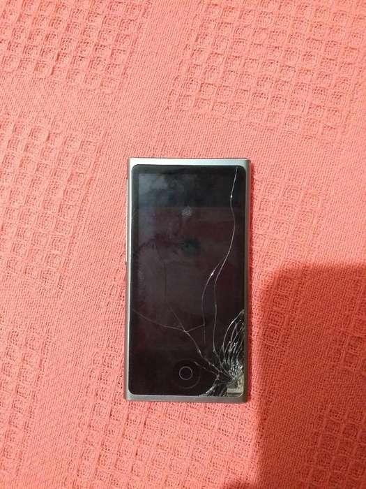 Vendo <strong>ipod</strong> Nano 7g Fisurado