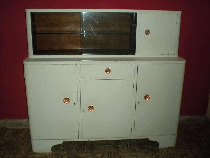 Mueble de cocina - aparador antiguo - Bahía Blanca - Muebles ...