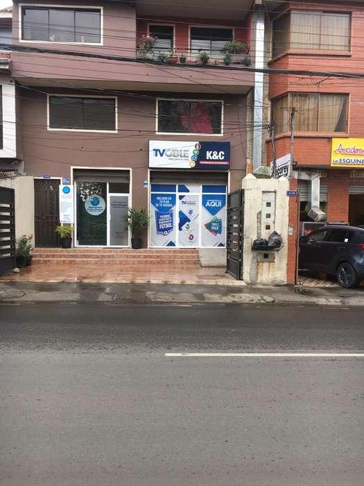 Rento Local Comercial en La Av. Gonzales