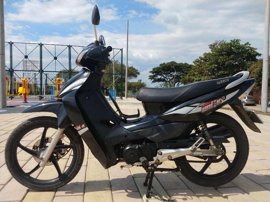 Kymco Unik 110 Mod 2013