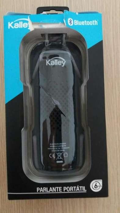 Parlante Portatil Bluetooth Kalley Nuevo