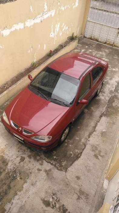 Renault Megane  2001 - 183000 km