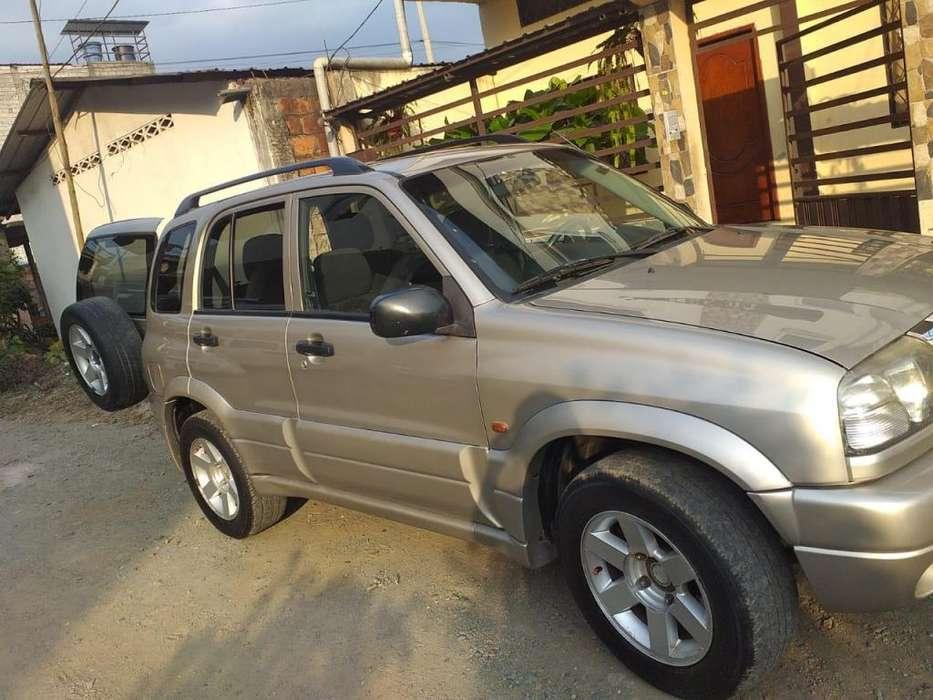 Chevrolet Grand Vitara 2007 - 137046 km