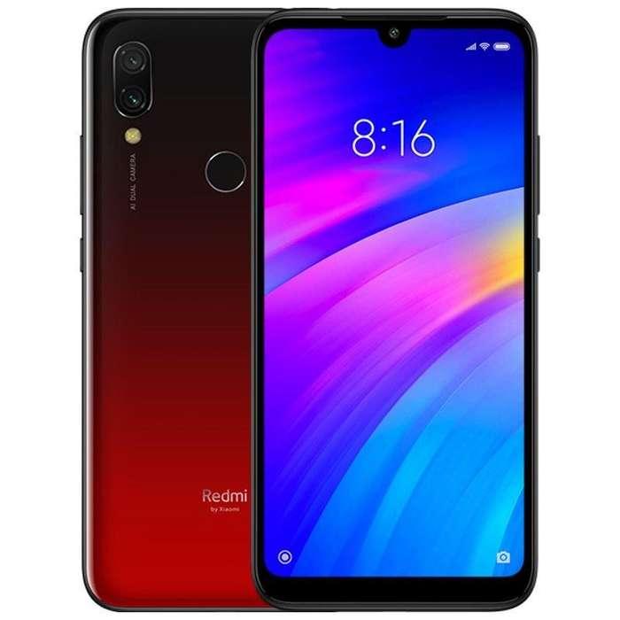 Xiaomi Redmi 7 64GB Nuevos, Sellados, Garantía
