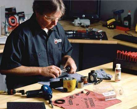 reparacion herramientas neumaticas engrampadora clavadora atornillador taladro remachadora