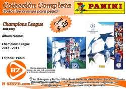 Coleccion Champiosn League