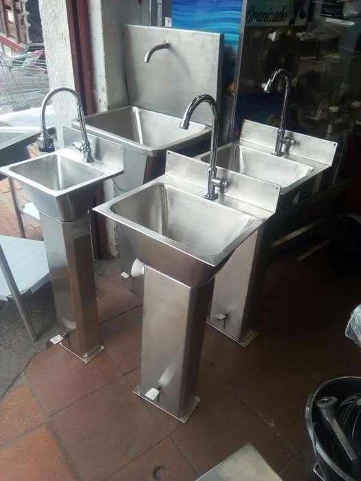 Lavamanos de Pedal a Domicilio