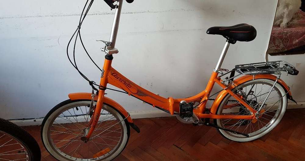 Bicicleta Plegable Aurorita