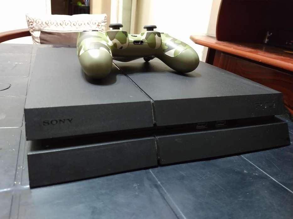 Regalo Playstation 4 Edición Estándar