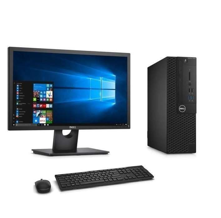 DELL OPTIPLEX NUEVAS CORE I5 7MA GENER. RAM 8 GB HD 500 EN OFERTAS S/1950