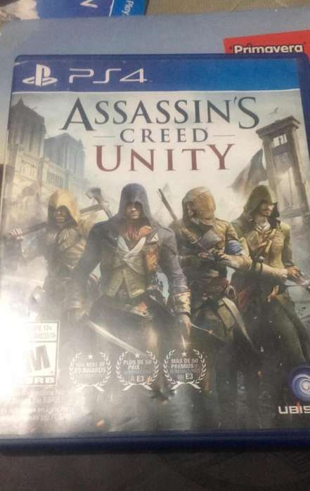 Assassins Unity. Vendo O Cambio