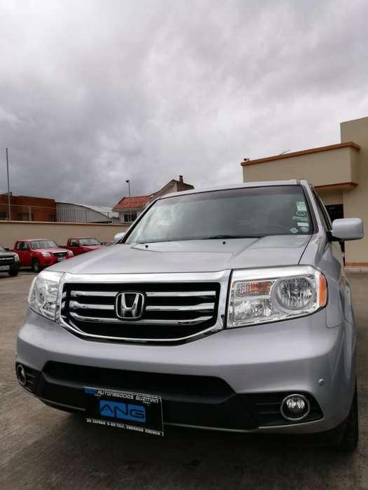 Honda Pilot 2012 - 125000 km