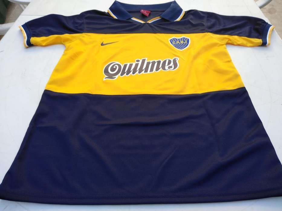 Camisetas Boca Juniors Retros Riquelme