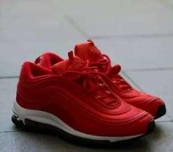 Nike Airmax Rojo Remate Varias Tallas