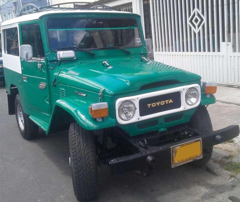 Toyota FJ 1980 - 1100 km
