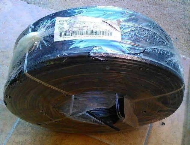 Cable Acometida Telefónico ROLLO 300 METROS