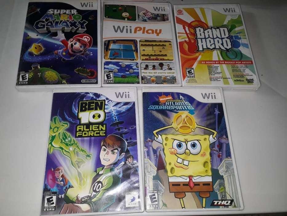 Juegos de Nintendo Wii