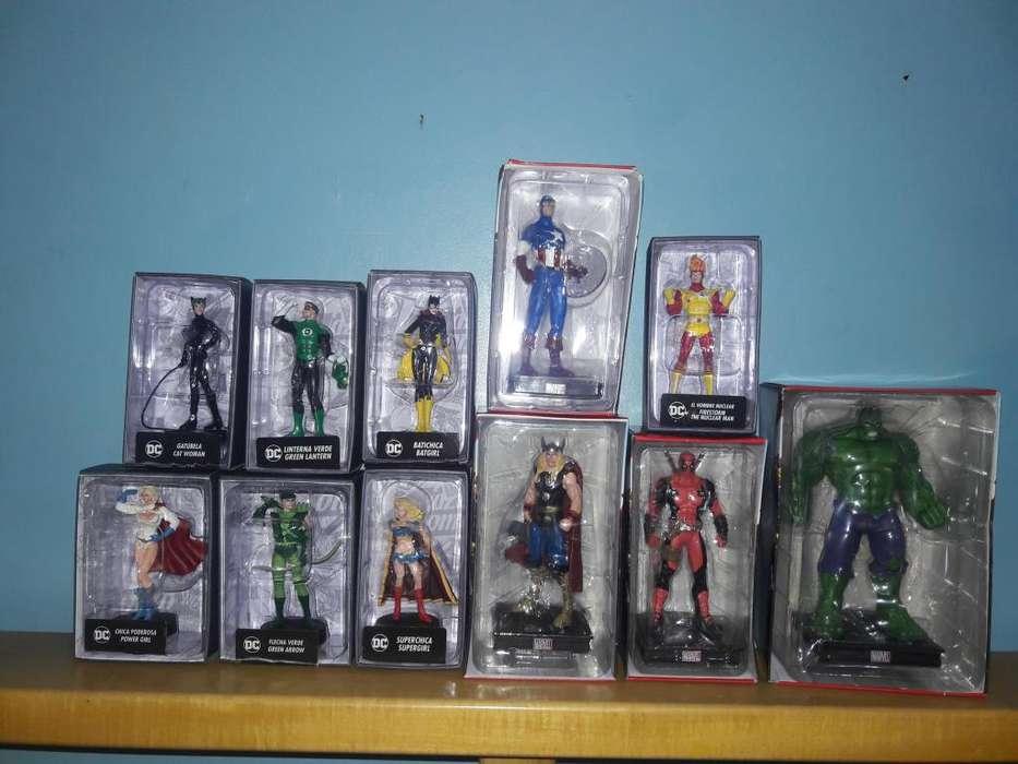 Muñecos Colección Marvel