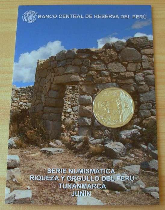 Blister Complejo Arqueológico de Tunanmarca