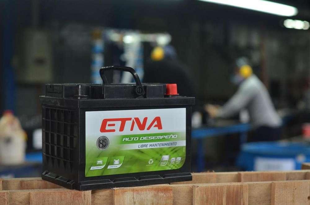 batería de 13 placas -ETNA 30% dscto