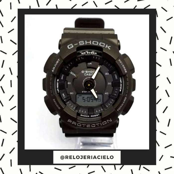 Relojes Casio G-shock. resiste Agua