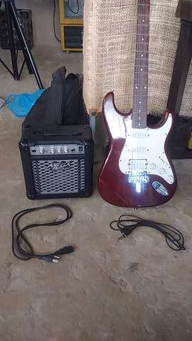 VENDO guitarra eléctrica VORSON