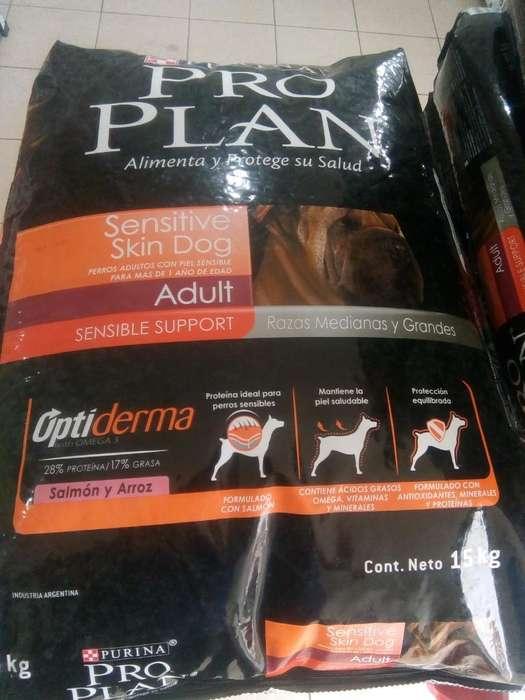 Pro Plan Sensitive Skin