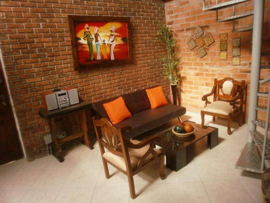 Apartamento Amoblado Dúplex en envigado la Magnolia Codigo: 6423