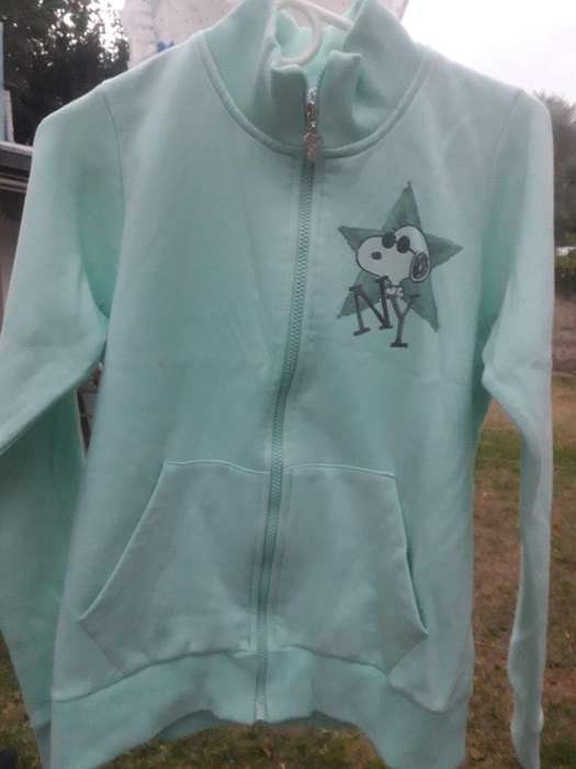 Campera Snoopy Talle 14