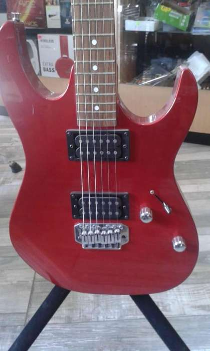 Guitarra Electrica IbanezGio Puente Floyd Rose