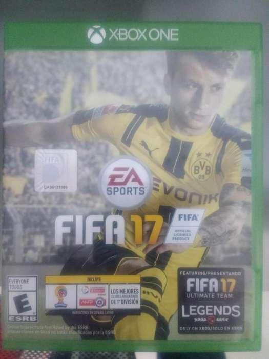 FIFA 17 - Xbox One - Video Juego