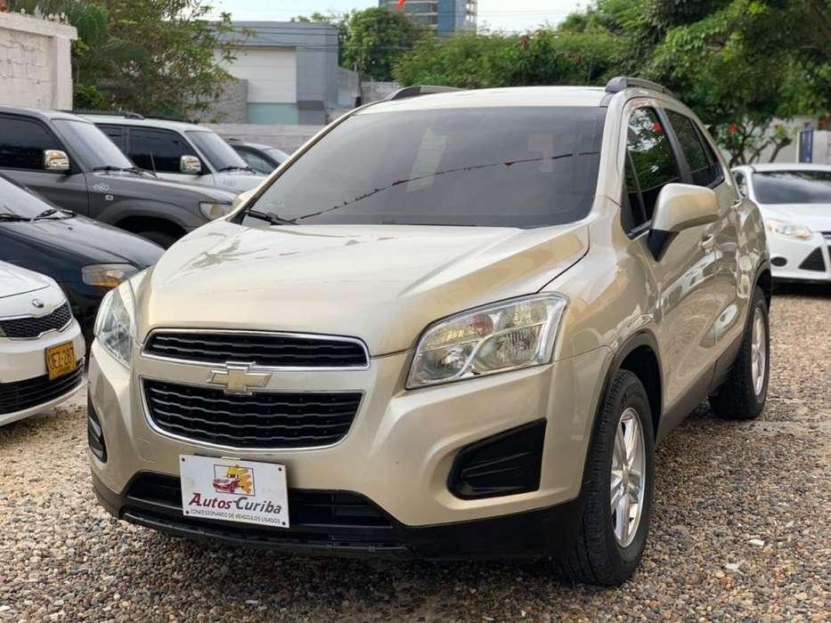 Chevrolet Tracker 2014 - 71000 km