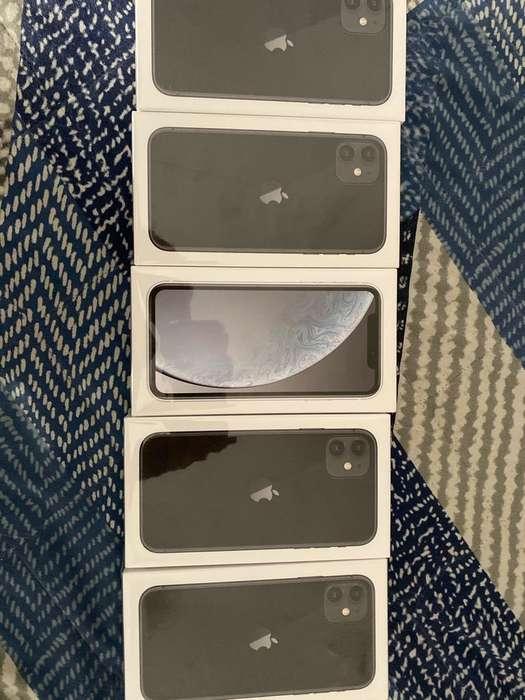Vendo iPhone 11 de 64 Gb Nuevos