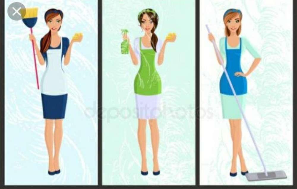 Busco Empleo Como Domestica en Manizales